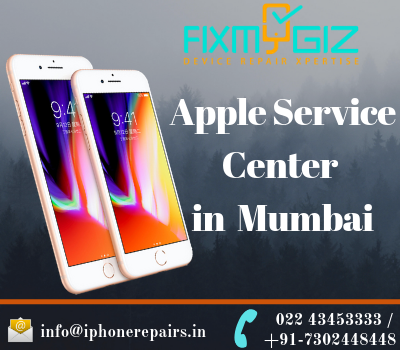 Apple Service center in Mumbai