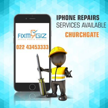 churchgate iphone repairs
