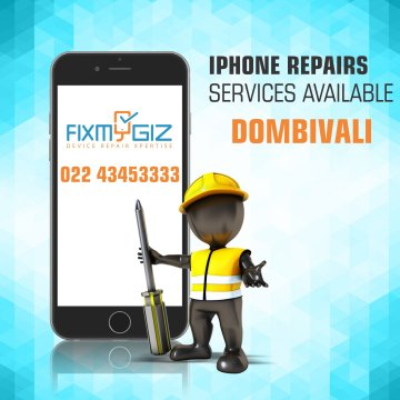 dombivali iphone repairs